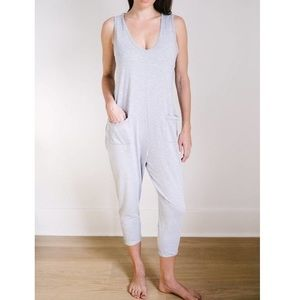 Smash & Tess - The Saturday Romper in Jillian Grey